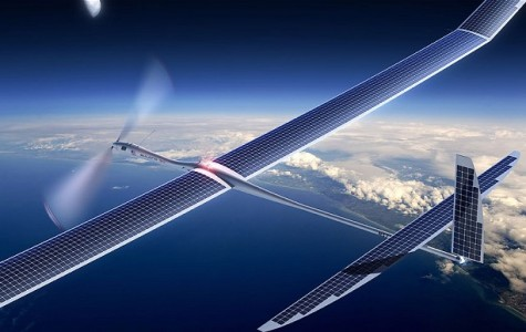 Facebook creating drones for world internet