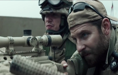 American Sniper receives three and a half stars