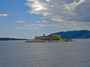 The former concentration camp on the island of Mamula (Photo by Atraktor Studio)