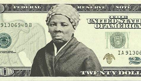 Jackson out, Tubman in