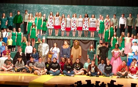 Spring musical takes stage