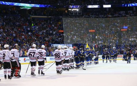 Blackhawks exit Stanley Cup playoffs earlier than expected