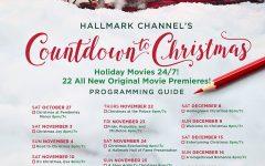 Hallmark movies bring cheer this holiday season
